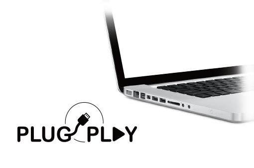 اتصال و اجرا USB ساده