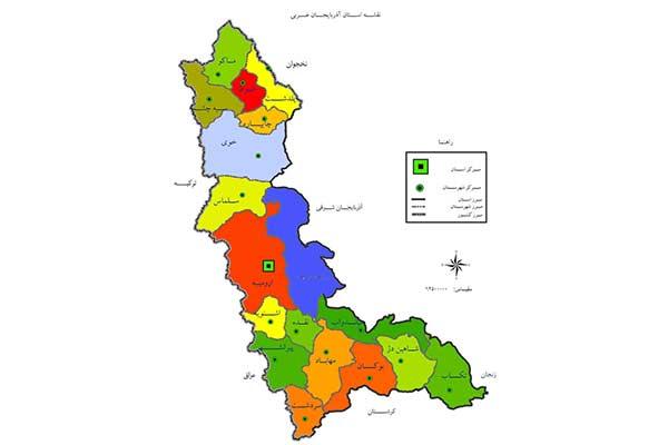 نماینده شرکت نوآوران در آذربایجان غربی