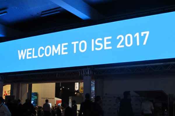 نمایشگاه ISE هلند