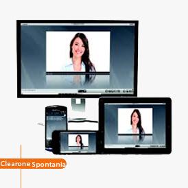 ویدئو کنفرانس Spontania Enterprise