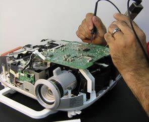 تعمیر دیتا پروژکتور