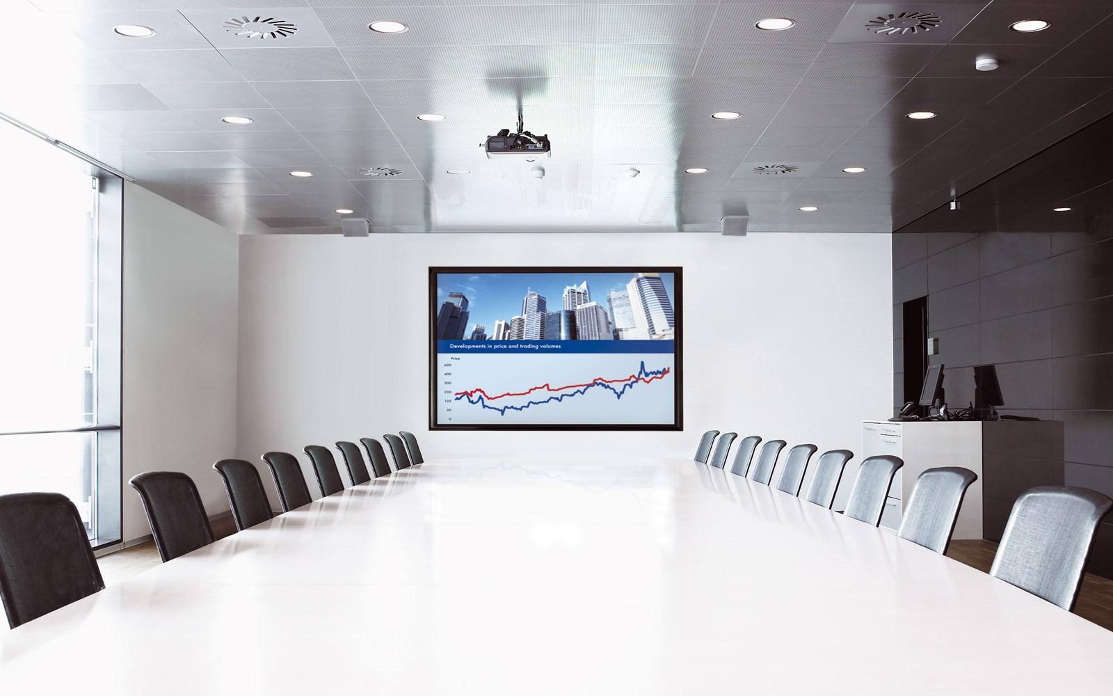 ویدئو پروژکتور مناسب سیستم کنفرانس