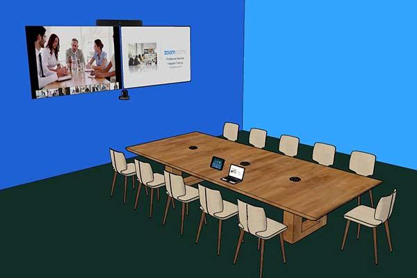 اتاق ویدئو کنفرانس